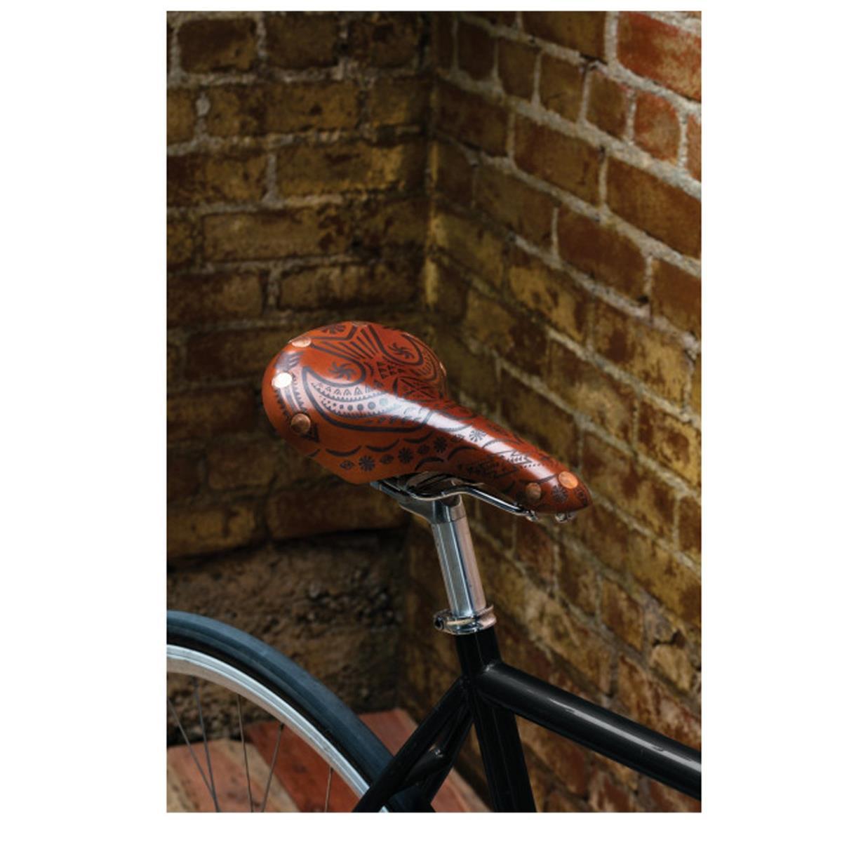 Brooks Herren Fahrradsattel Swift X Vans Vault Edition
