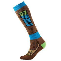 O'Neal Unisex Socken Pro MX Bigfoot, Braun
