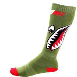 O'Neal Unisex Socken Pro Bomber, Grün