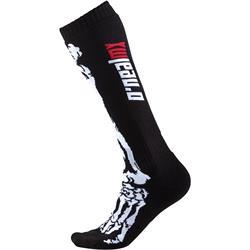 O'Neal Kinder Socken Pro MX XRay Youth, Schwarz