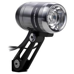 SUPERNOVA LED Scheinwerfer E3 Pro 2, Titan-Grau