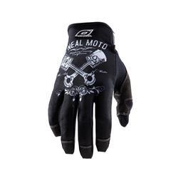 O'Neal Unisex Handschuhe Mayhem Jump Pistons, Schwarz