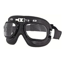 Caberg Motorradbrille Classic, Schwarz