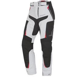 Germot Damen Motorradhose Mesh X-Air Evo, Weiß