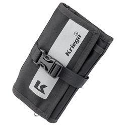 Kriega Geldbeutel Stash Wallet 0.5 Liter, Schwarz