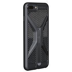 Topeak Handyhülle RideCase Kompatibel mit Apple iPhone 6+/6S+/7+/8+, Schwarz