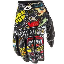 O'Neal Kinder Handschuhe Mayhem Crank II Youth, Mehrfarbig