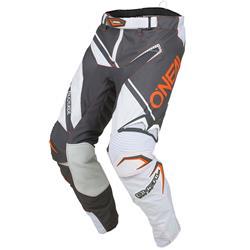 O'Neal Herren Motocross Hose Hardwear Rizer, Grau