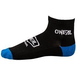 O'Neal Unisex Socken Crew Icon, Schwarz