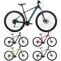 "Orbea Unisex Fahrrad MX 40 L MTB Hardtail, 27 Gang, 46,0 cm, 27,5"""