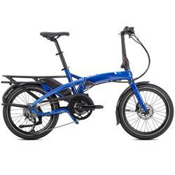 """Tern Unisex Fahrrad Vektron Q9 LR E-Bike Faltrad, Blau, 9 Gang, 20"""""""
