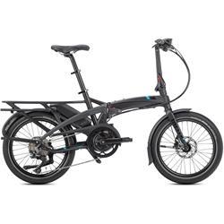 "Tern Unisex Fahrrad Vektron S10 LR E-Bike Faltrad, Grau, 10 Gang, 20"""