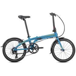 """Tern Unisex Fahrrad Link C8 MO Faltrad, Blau, 8 Gang, 20"""""""