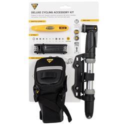Topeak Werkzeugset Deluxe Cycling Accessory Kit, Schwarz