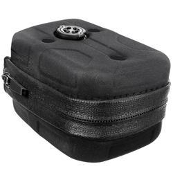 Topeak Tasche Ninja MountainBox Kompatibel mit Ninja Cage Flaschenhaltern, Schwarz