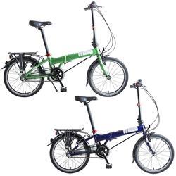 """Dahon Unisex Fahrrad Mariner i3 Faltrad, 3 Gang, 20"""""""