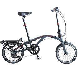 """Dahon Unisex Fahrrad Curl i4 Faltrad, 4 Gang, 16"""""""