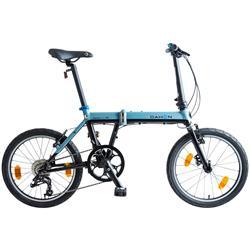 "Dahon Unisex Fahrrad Hemingway D9 Faltrad, 9 Gang, 20"""