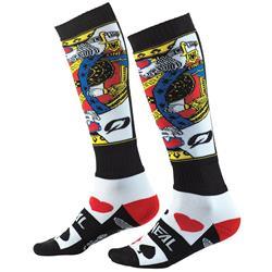 O'Neal Unisex Socken Pro MX Kingsmen, Mehrfarbig