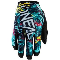 O'Neal Unisex Handschuhe Mayhem Savage, Türkis