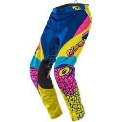 O'Neal Herren Motocross Hose Mayhem Crackle 91, Mehrfarbig