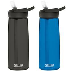 Camelbak Trinkflasche Eddy+ 750 ml 2er Set, Schwarz Blau