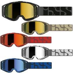 iXS Crossbrille Trigger Goggle Mirror
