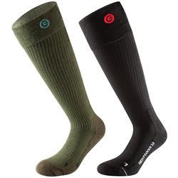 Lenz Unisex Beheizbare Socken Heat 3.0 ohne Akku