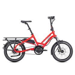 "Tern Unisex Fahrrad HSD S8i E-Bike Lastenrad, 20"""