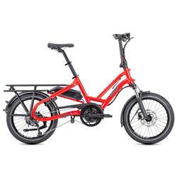 "Tern Unisex Fahrrad HSD P9 E-Bike Lastenrad, 9 Gang, 20"""