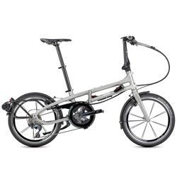 "Tern Unisex Fahrrad BAB S11 Faltrad, 11 Gang, 20"", Silber"