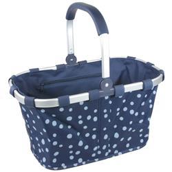 Reisenthel Einkaufskorb Carrybag Spots, Navy