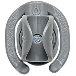 Hydrapak Schlauchhalter Tube Magnet, Grau