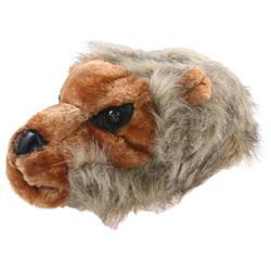 Tierhausschuhe Herren Hausschuhe Löwengesicht