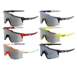 100% Unisex Sonnenbrille Speedcraft Smoke