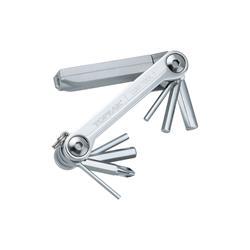 Topeak Multifunktionswerkzeug LumiTool 7, Silber