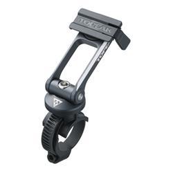 Topeak Handyhalterung QuickClick Mount Kompatibel mit Ride Case II 2, Schwarz