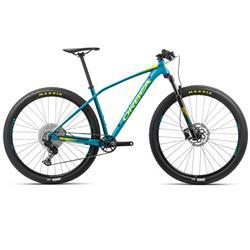 "Orbea Unisex Fahrrad Alma H30 M MTB Hardtail, 12 Gang, 44,5 cm, 29"""