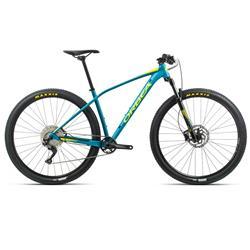 "Orbea Unisex Fahrrad Alma H50 M MTB Hardtail, 11 Gang, 44,5 cm, 29"""