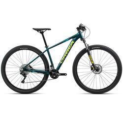 "Orbea Unisex Fahrrad MX 30 M MTB Hardtail, 20 Gang, 43,0 cm, 29"""