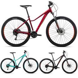 """Orbea Unisex Fahrrad MX 40 ENT L MTB Hardtail, 27 Gang, 45,0 cm, 29"""""""