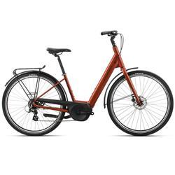 "Orbea Unisex Fahrrad Optima A30 M Trekkingrad, 8 Gang, 45 cm, 28"""