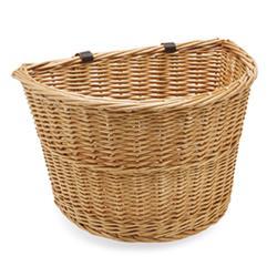 Electra Fahrradkorb Wicker Basket, Braun