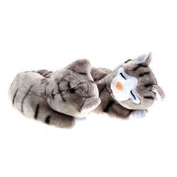 SAMs Tierhausschuhe Katze