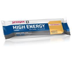 Sponser High Energy Bar Aprikose-Vanille, 1x 45g