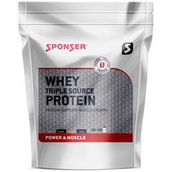 Sponser Whey Trible Source Protein Vanille, 500g