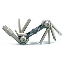 Topeak Multifunktionswerkzeug Mini 9, Anthrazit