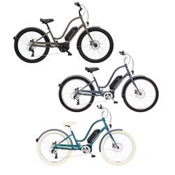 "Electra Damen Fahrrad Townie GO! 8D E-Bike, 8 Gang, 26"""