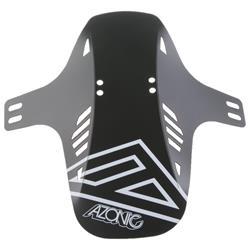 Azonic Spritzschutz Mystery Fender, Schwarz Weiß
