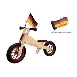 Bambino Bike Kinder Lauflernrad Deutschland, Braun
